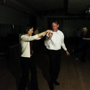how to learn west coast swing without partner